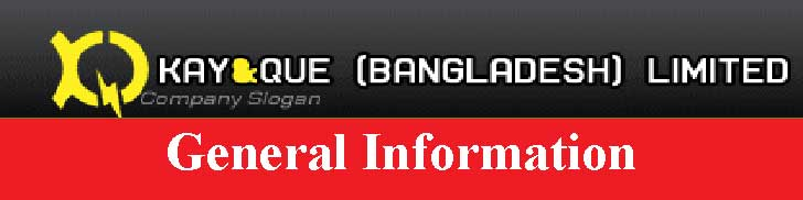 General Information of KAY & QUE