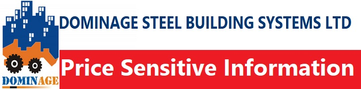DOMINAGE STEEL BUILDING SYSTEMS LIMITED