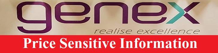 Genex Infosys Limited PSI logo