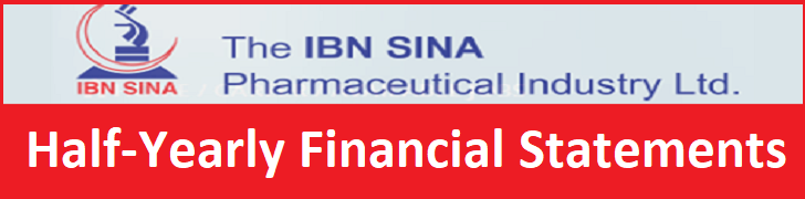 Half-Yearly-Financial-Statements-logo-IBN-SINA-Pharmaceutical-Industry-Ltd