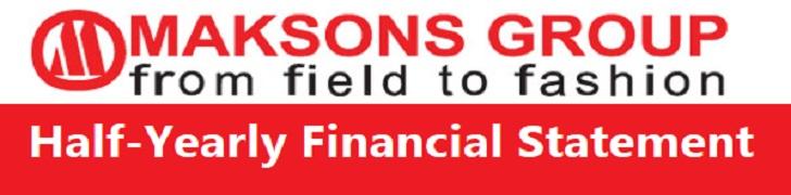 Maksons Spinning Mills Limited logo