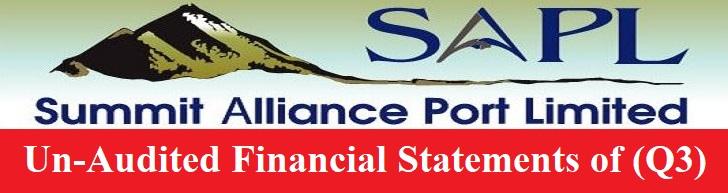 PSI summit alliance port limited